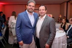 Edson Queiroz Neto e Igor Barroso