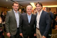 Fernando Gurgel, Pio Rodrigues e Rodrigo Porto
