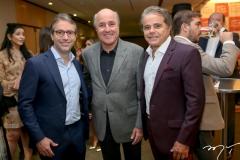 Francisco Marinho, Silvio Frota e Ivan Bezerra
