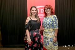 Juliana Bastos e Glaiyddes Sindeaux