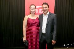 Lia Fiuza e Mardonio Barros