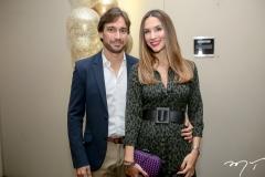 Rodrigo e Marcela Porto