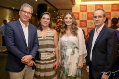 Severino e Isabele Ramalho e Emilia Buarque e Sergio Resende