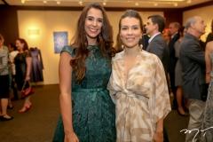 Vivian Barbosa e Rayna Huland