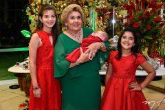 Guilia, Consuelo e Giovana Dias Branco