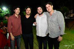 Luca, Aluizio, Luciano e Marcelo Dias Branco