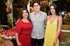 Regina e Marcelo Dias Branco e Júlio Leal
