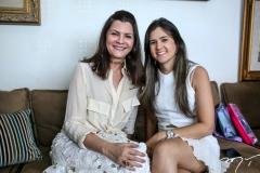 Lilian Farias e Nekita Romcy