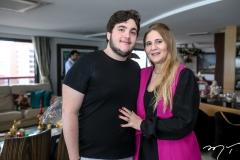 Luciano e Morgana Dias Branco