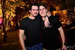 Ivens Neto e Marcelo Dias Branco