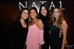 Marina Ramalho, Kalile Maia, Ana Carolina Goyana e Nicole Marinho