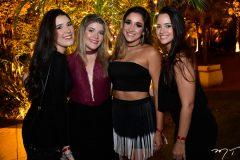Sara Aragao, Melissa Gress, Beatriz Issa e Marina Juca