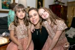 Beatriz, Mirella e Yolanda Rocha