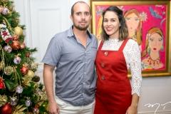 Diego e Marina Rocha