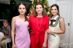 Natasha, Sandra e Nicole Pinheiro