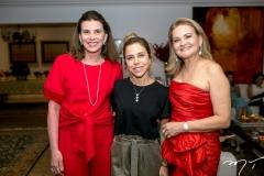 Sandra Pinheiro, Mirella e Lenise Rocha