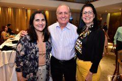 Edwiges Moura, Walber Vieira e Eloisa Bonfá
