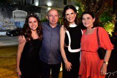 Gabriela Bezerra, Roberto Cláudio, Niedja e Maria das Graças Bezerra