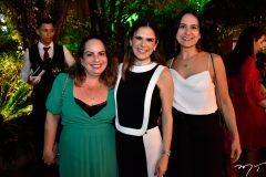 Katia Oliveira, Niedja Bezerra e Geisa Leal