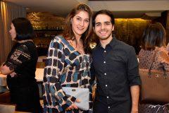 Lara Costa e Igor Halley