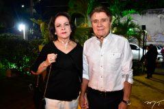 Nadja e Jorge Parente