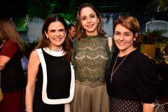 Niedja Bezerra, Simone Fortaleza e Karla Ximenes