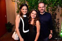 Niedja, Gabriela e Prisco Bezerra