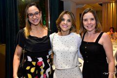 Rosa Priscila, Maria Clara e Andreia Rocha