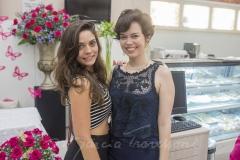 Carolina Correia e Beatrice Melo