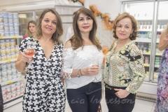 Francisca Silva, Fátima Aguiar e Ana Maria Mindelo