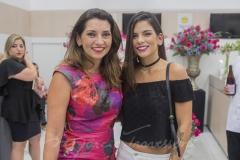 Márcia Travessoni e Lara Travessoni