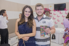 Nicole Porto e Alexandre Kerton