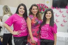 Sellene Câmara, Márcia Travessoni e Marcelle Câmara