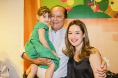 Athina Bastos, Rafael e Silvinha Leal