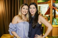Camila Sá e Priscila Fontenele