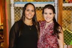 Carol Aragão e Patrícia Feitosa