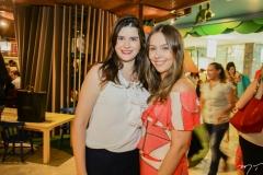 Cibele Nunes e Rafaela Ximenes