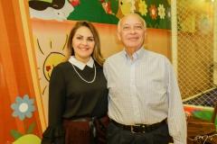 Denise e José Bastos