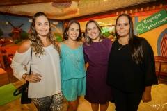 Gabriela Leal, Sílvia Brandão, Ana Leal e Carol Aragão