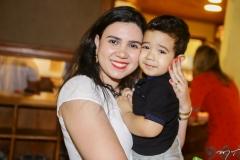 Juliana Chaves e Ravi Aragão