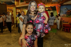 Katherine, Vivian e Bianca Barbosa