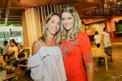 Lívia Vieira e Rebeca Leal