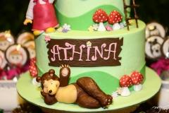 Aniversário de Athina Bastos