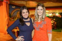 Priscila e Rebeca Leal