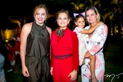 Karla Itu,Lenise Rocha, Nicole e Laila Fujita