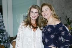 Alexandra Pinto e Andréa Delfino