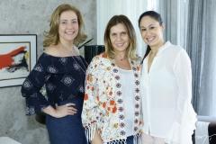 Andréa Delfino, Alessandra Arraes e Larissa Coelho (2)