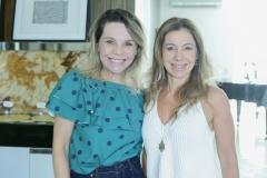 Lilian Porto e Sandra Machado