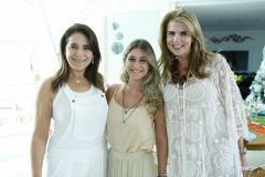 Patrícia Macedo, Bruna Magalhães e Alexandra Pinto