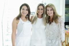 Patrícia Macedo, Célia Magalhães e Alexandra Pinto
